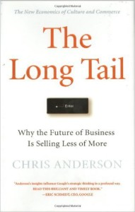 The Long Tail: Why the Future of Business is Selling Less of More