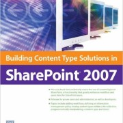 Building Content Type Solutions in SharePoint 2007