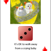 Kid to Kid 8 Diamond card
