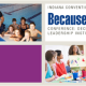 Because Kids Count Conference banner