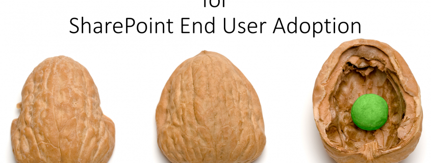 Do This, Not That (and Why) for SharePoint End User Adoption