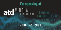 Conflict De-escalation and Resolution @ ATD Virtual Conference 2020